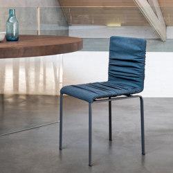 Dangla Chair - Tessuto arricciato   Chairs   LAGO