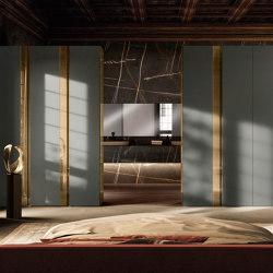 Groove Wardrobe - 1161 | Cabinets | LAGO