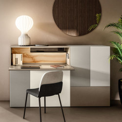Home Office 1273 - Space-saving ideas for Other Spaces - 36e8 Sideboard   Sideboards   LAGO