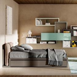LagoLinea Bed | Kids beds | LAGO