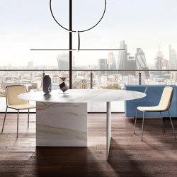 Stratum Table | Dining tables | LAGO