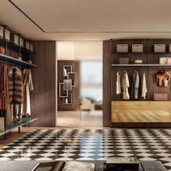 Vista Walk-in Closet - 1185   Walk-in wardrobes   LAGO