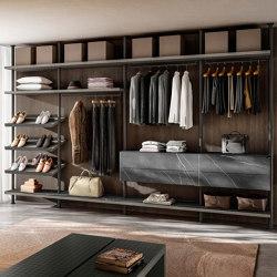 Vista Walk-in Closet - 1186   Walk-in wardrobes   LAGO
