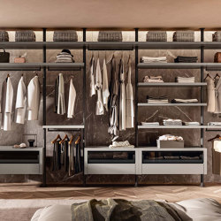 Vista Walk-in Closet - 1187   Walk-in wardrobes   LAGO