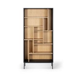 Blackbird | Oak rack - varnished | Shelving | Ethnicraft