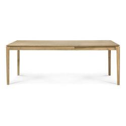 Bok | Oak extendable dining table | Tavoli pranzo | Ethnicraft