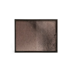 Classic tray collection | Bronze mirror tray - rectangular - L | Trays | Ethnicraft