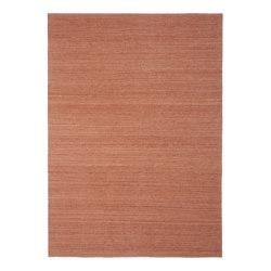 Essentials kilim rug collection | Terracotta Nomad kilim rug | Formatteppiche | Ethnicraft