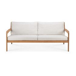 Jack | Teak outdoor sofa - off white | Sofas | Ethnicraft