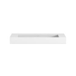 Layers   Solid surface top - 1 integrated washbasin   Vanity units   Ethnicraft