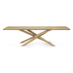 Mikado | Oak dining table | Tavoli pranzo | Ethnicraft