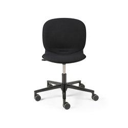 Noor | RBM office chair - black | Sillas | Ethnicraft