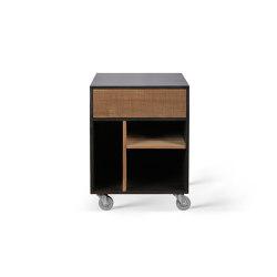 Oscar | Teak drawer unit - 1 drawer | Pedestals | Ethnicraft