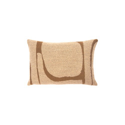Refined Layers collection | Avana Abstract cushion - lumbar | Cushions | Ethnicraft