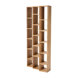 Stairs | Oak rack | Estantería | Ethnicraft