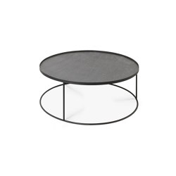 Tray tables | Round tray coffee table - XL (tray not included) | Couchtische | Ethnicraft