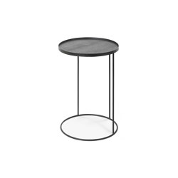 Tray tables | Round tray side table - S (tray not included) | Side tables | Ethnicraft