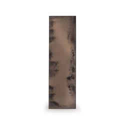 Wall decor   Bronze floor mirror - heavy aged - metal frame - rectangular   Espejos   Ethnicraft