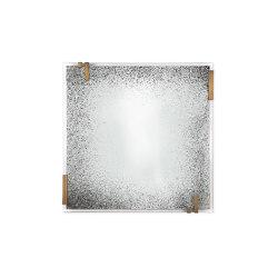 Wall decor | Clear Frameless floor mirror - medium aged | Mirrors | Ethnicraft