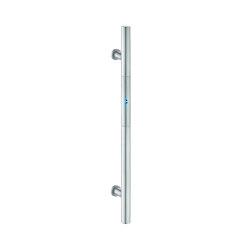 FSB 6582 Door pull with Fingerscan   Fingerprint identification handles   FSB