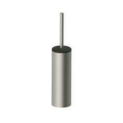 Nia Toilet brush set with lid | Toilet brush holders | Bodenschatz
