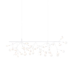 Heracleum Endless - White | Suspended lights | moooi