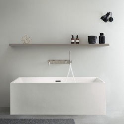 ACRYLIC   Melbourne Freestanding Acrylic Bathtub - 170cm   Bathtubs   Riluxa