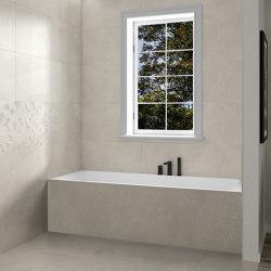 CORIAN® | B-Round Built-in DuPont™ Corian® Bathtub - 1 Panel | Bathtubs | Riluxa