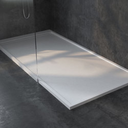 CORIAN® | Bruxelles DuPont™ Corian® Raised Shower Tray - Made-to-measure | Shower trays | Riluxa