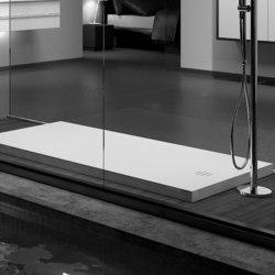 CORIAN®   Munich DuPont™ Corian® Raised Shower Tray - Made-to-measure   Shower trays   Riluxa