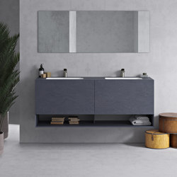 CORIAN® COLOUR   Carthage Excelsior DuPont™ Wall Mounted Vanity Unit   Vanity units   Riluxa