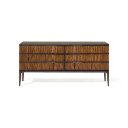 Oblique chest of drawers   Sideboards   Ceccotti Collezioni