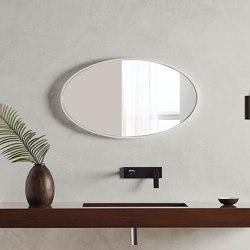 SOLID SURFACE | Pearl Solid Surface Mirror | Bath mirrors | Riluxa