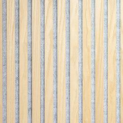Lamellow+ Linear | Wood veneers | Gustafs