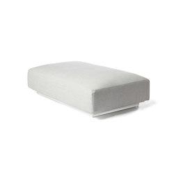 Nodi Sofa Lounge - pouf | Pouf | Tribù