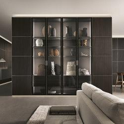 Modulor Vetrine | Display cabinets | Rimadesio