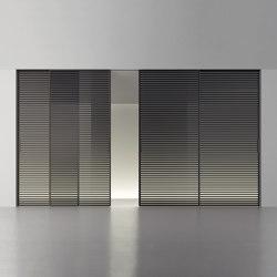 Stripe | Internal doors | Rimadesio