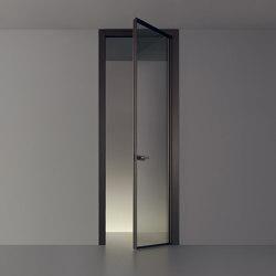 Zen frame | Internal doors | Rimadesio