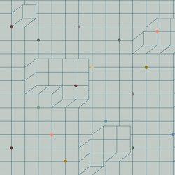 Anamorphia | AN1.01.3 GL | Wall coverings / wallpapers | YO2