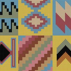 Azteco | AZ1.01.1 FF | Wall coverings / wallpapers | YO2