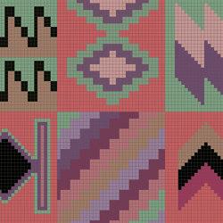 Azteco | AZ1.01.2 FF | Wall coverings / wallpapers | YO2