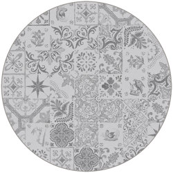 Azulejos | AZ3.01.2 | Ø 350 cm | Rugs | YO2