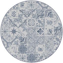 Azulejos | AZ3.01.3 | Ø 350 cm | Rugs | YO2