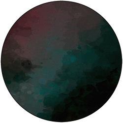 Curious Drops | CD3.03.3 | Ø 350 cm | Rugs | YO2