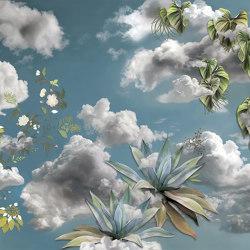 Heaven Green (Wallpaper)   HG1.01.1 SH   Carta parati / tappezzeria   YO2