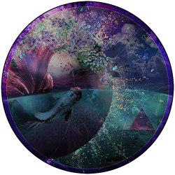 Infinity | IN3.01.1 | Ø 350 cm | Rugs | YO2