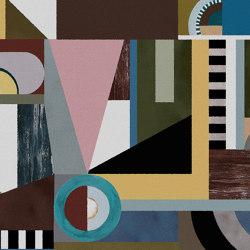 Modernisme (Rugs)   MO3.01.1   200 x 300 cm   Formatteppiche   YO2