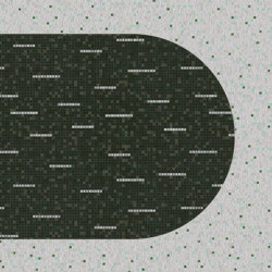 Mosaique   MQ3.03.1   200 x 300 cm   Formatteppiche   YO2