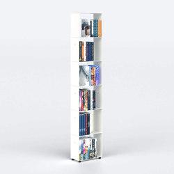 BiblioTEE 6 levels 30 cm | Shelving | Teebooks