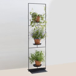 TEEpots Plant Stand Room Divider | Privacy screen | Teebooks